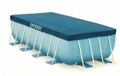 Modrá plachta na bazén INTEX - délka 400 cm a šířka 200 cm