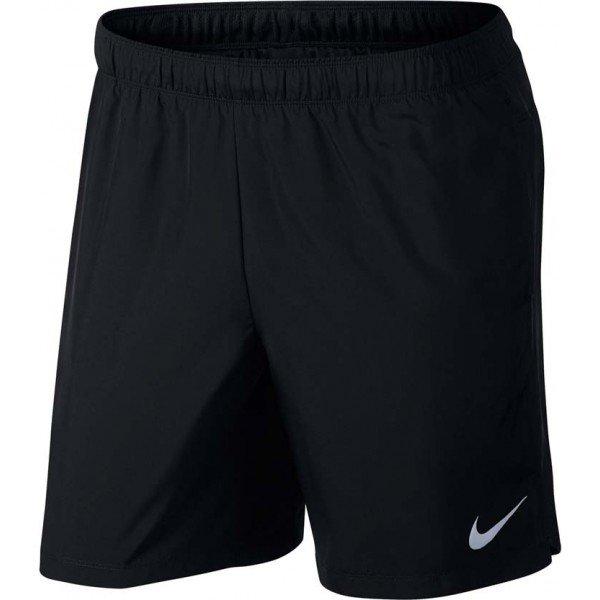 Černé pánské běžecké kraťasy Nike - velikost M