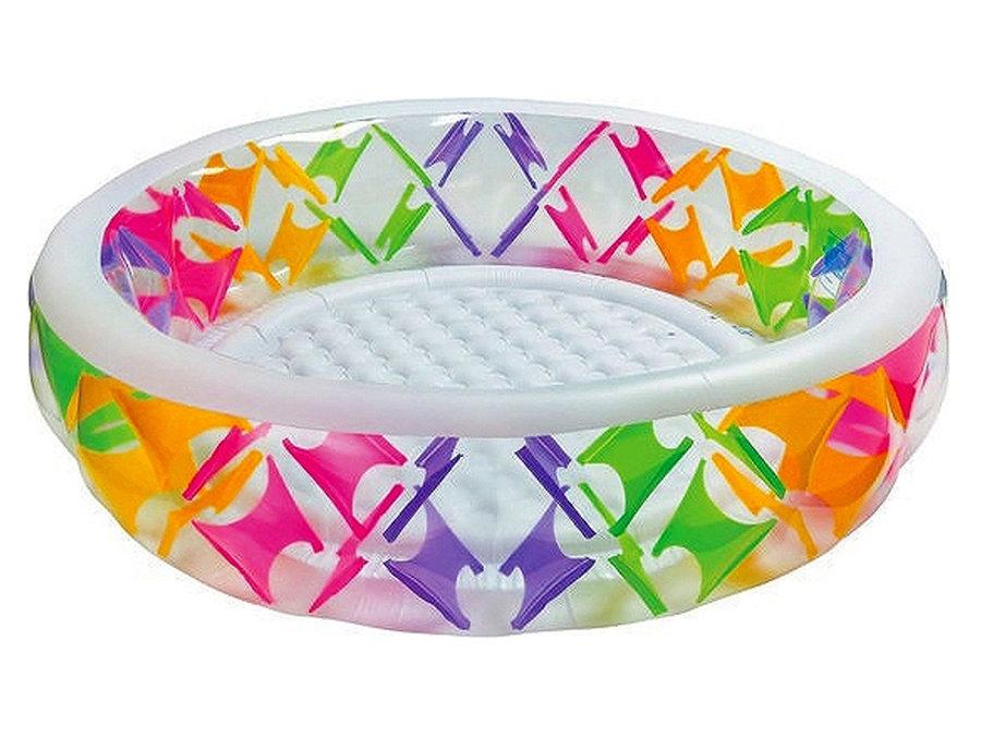 Nafukovací dětský kruhový bazén INTEX - průměr 229 cm a výška 56 cm