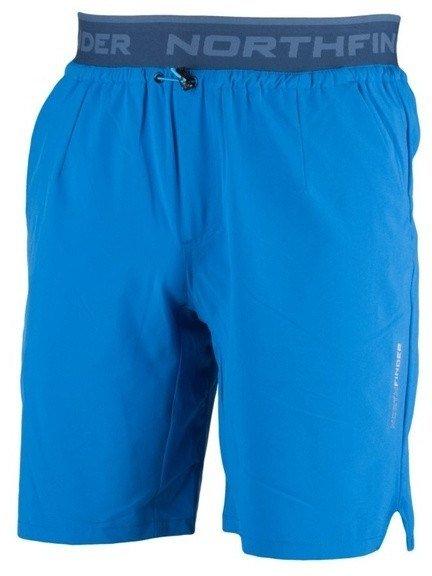 Modré pánské kraťasy NorthFinder