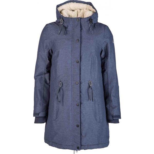 Modrý dámský kabát Lotto - velikost L