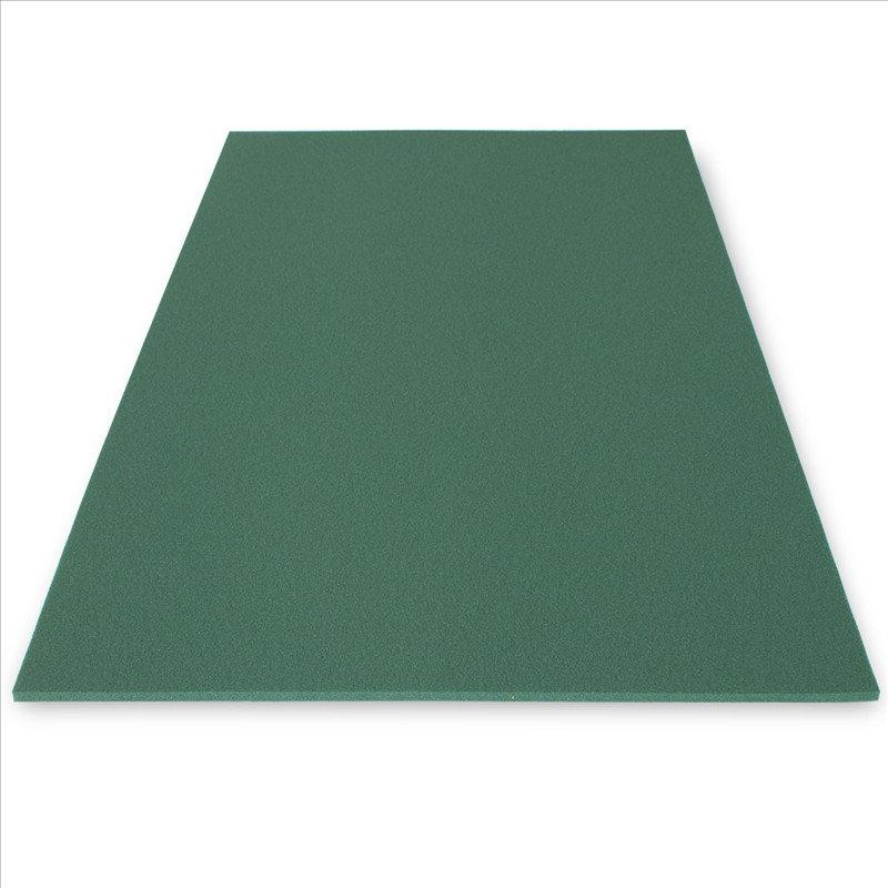 Zelená karimatka Yate - tloušťka 0,8 cm