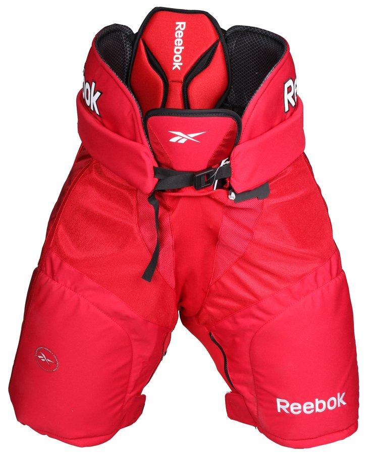 Červené unisex hokejové kalhoty 18K SR, Reebok