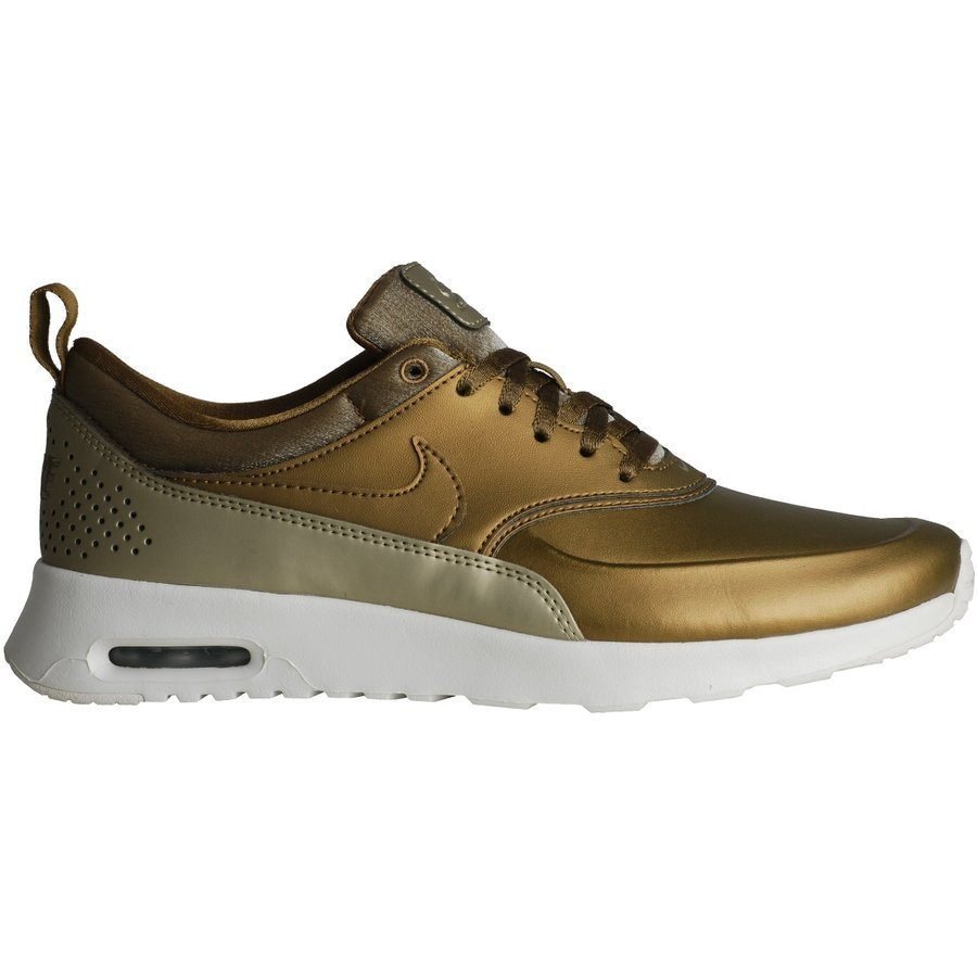 Hnědé dámské tenisky Air Max, Nike - velikost 38,5 EU