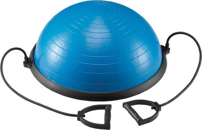 Modrá nafukovací balanční podložka s gumovými expandéry Sedco