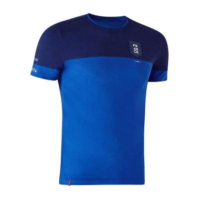 """Modrý fotbalový dres """"Francouzská reprezentace"""", Kipsta"""