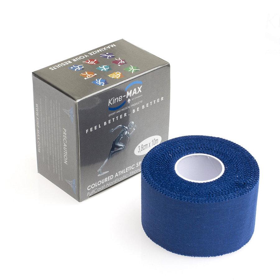 Modrá tejpovací páska kine-max - délka 10 m a šířka 3,8 cm
