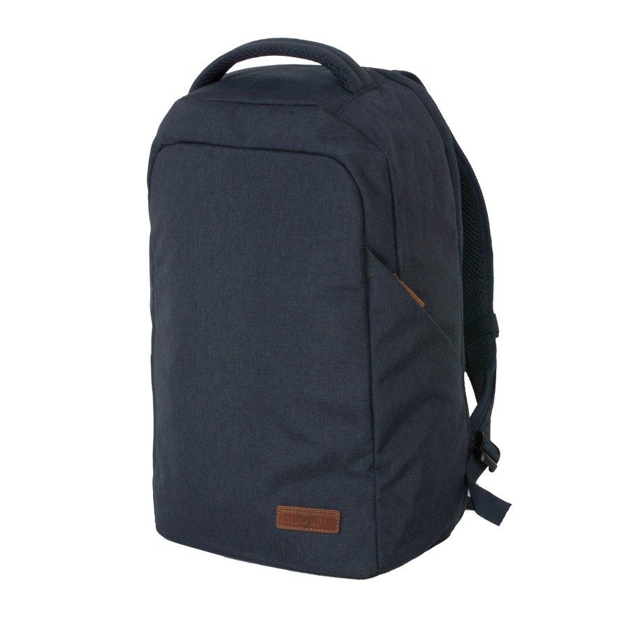 Batoh - Travelite Basics Safety Backpack Navy