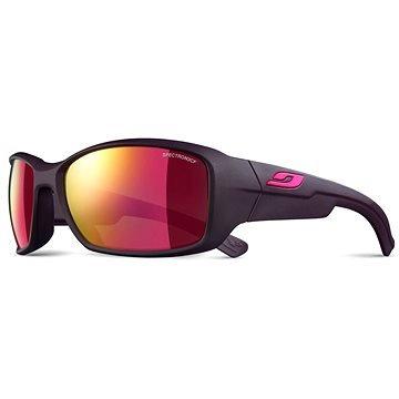 Růžové cyklistické brýle Julbo