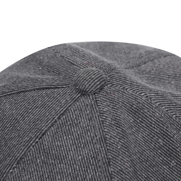 Černo-šedá kšiltovka Bargog, Alpine Pro - univerzální velikost