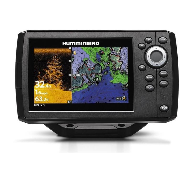 Echolot - Humminbird echolot HELIX 5x CHIRP DI GPS G2