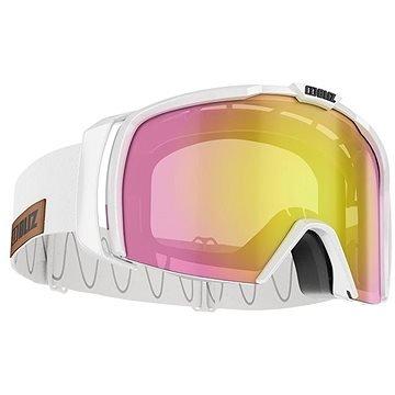 Bílé dámské lyžařské brýle Bliz