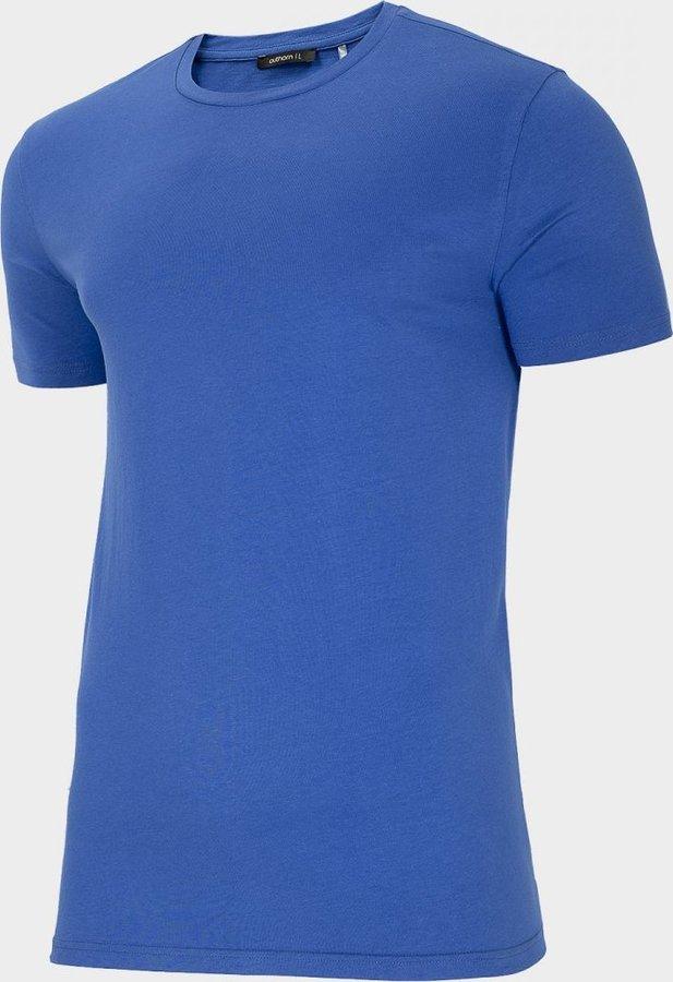Modré pánské tričko s krátkým rukávem Outhorn