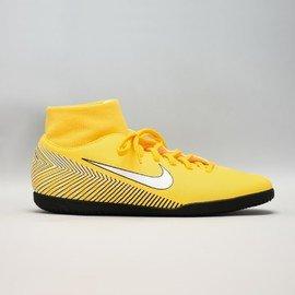 Žluté kopačky - sálovky Superflyx 6 Club NJr IC, Nike - velikost 41 EU