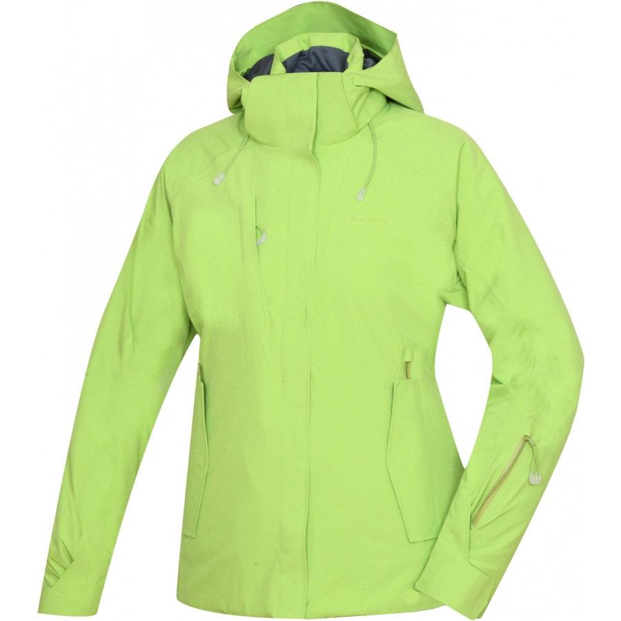 Zelená dámská bunda Husky