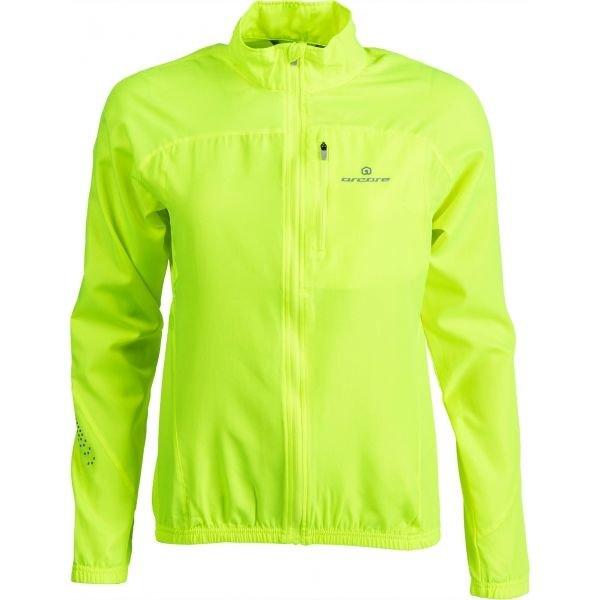 Zelená dámská cyklistická bunda Arcore