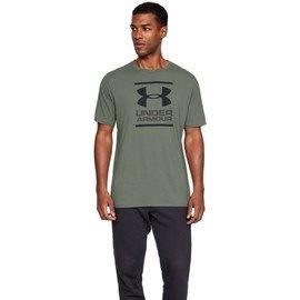 Zelené pánské tričko s krátkým rukávem Under Armour