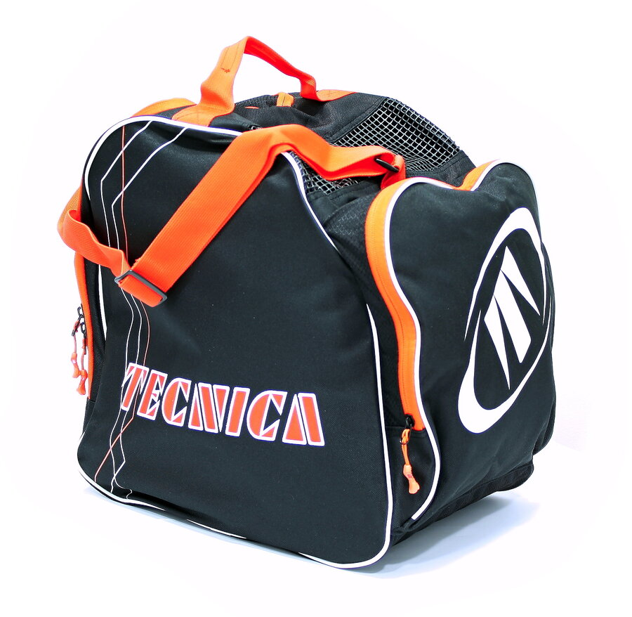 Černá taška na lyžařské boty Tecnica