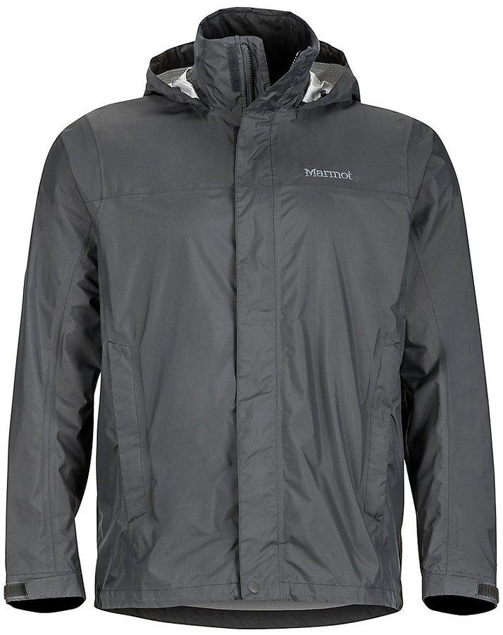 Bunda - Pánská bunda Marmot PreCip Jacket Velikost: L / Barva: tmavě šedá