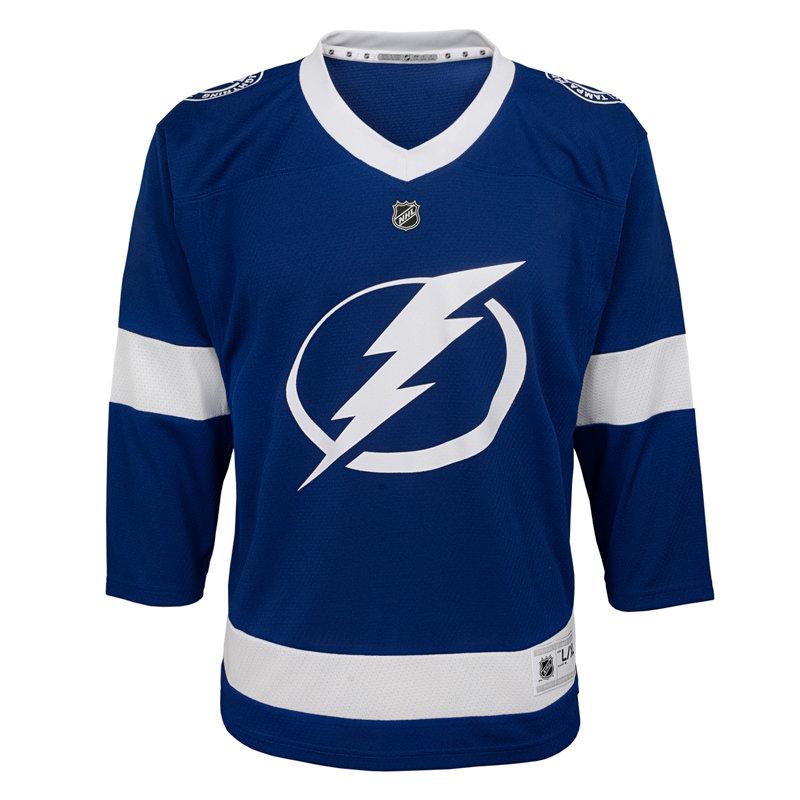 Modrý hokejový dres Adidas - velikost XL