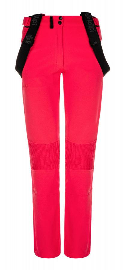 Růžové dámské lyžařské kalhoty Kilpi - velikost XL