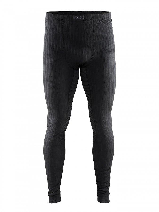 Černé pánské termo kalhoty Craft - velikost XL