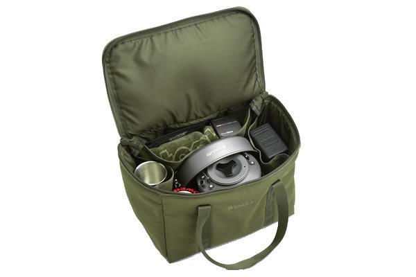 Zelená rybářská taška Trakker