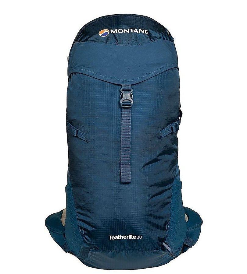 Modrý expediční batoh Featherlite, Montane - objem 30 l