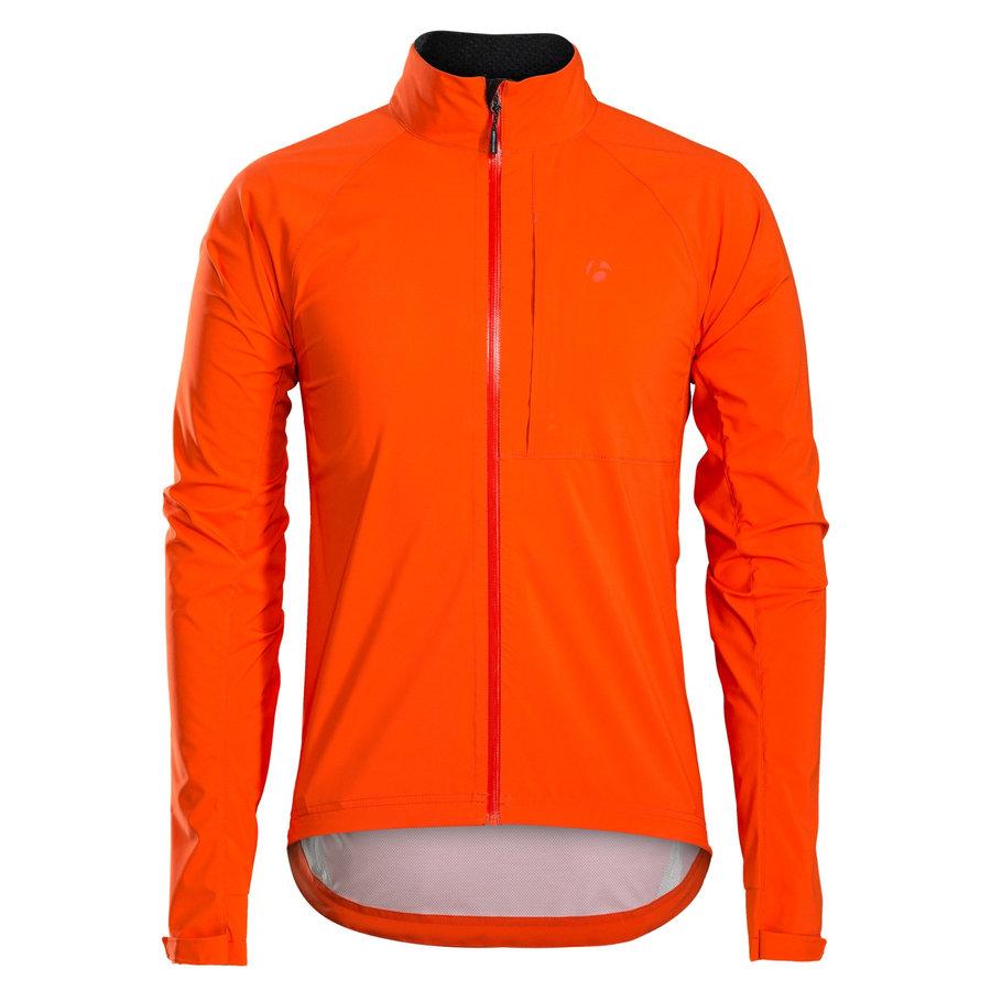 Černo-oranžová pánská cyklistická bunda Bontrager - velikost XL