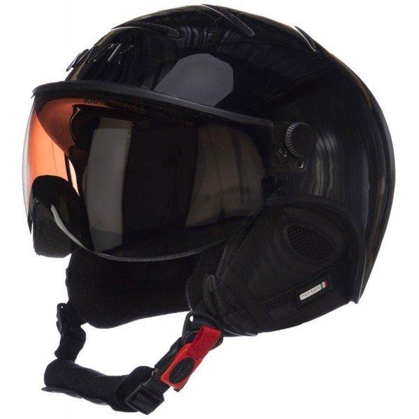 Černá pánská lyžařská helma Kask - velikost 57-58 cm