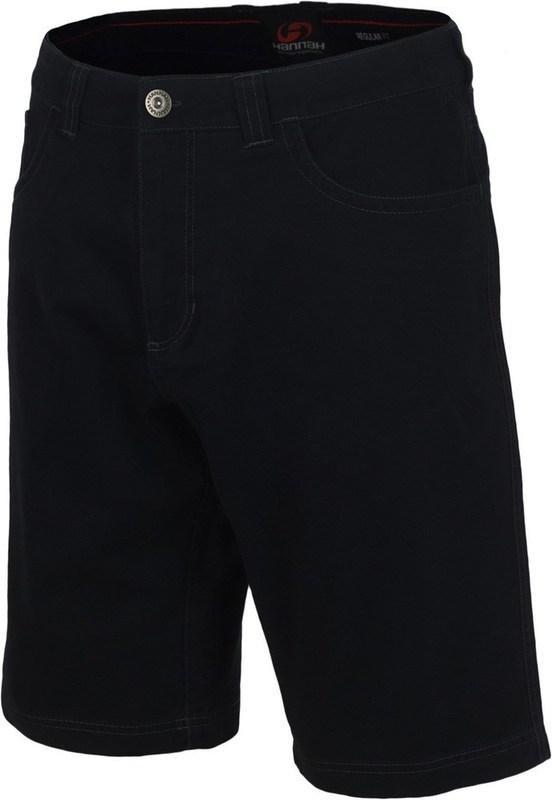 Černé pánské kraťasy Hannah - velikost 48