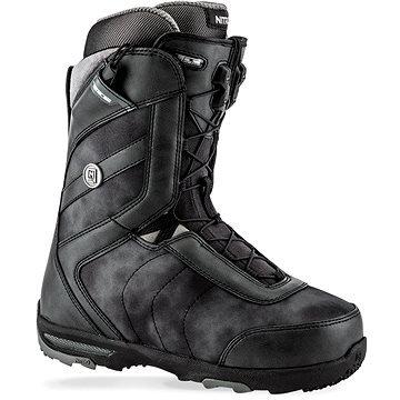 Černé dámské boty na snowboard Nitro - velikost 39 EU
