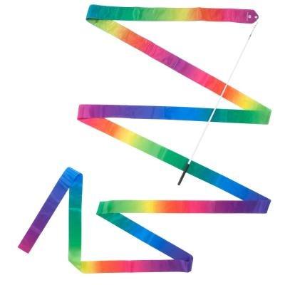 Gymnastická stuha - Domyos Stuha 6 M Barevná
