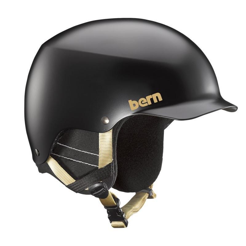 Černá dámská helma na snowboard Bern