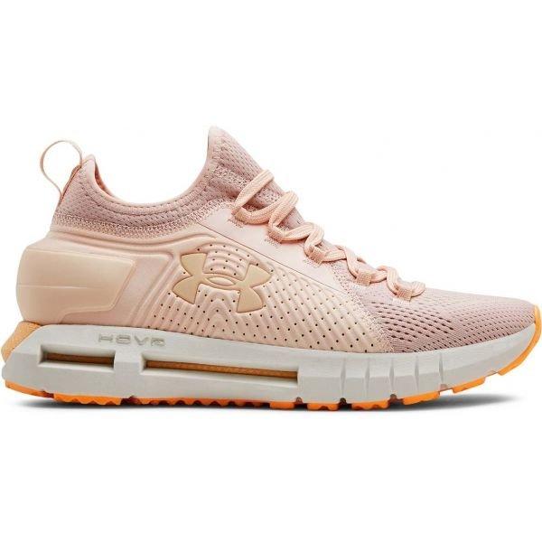 Oranžové dámské běžecké boty Under Armour