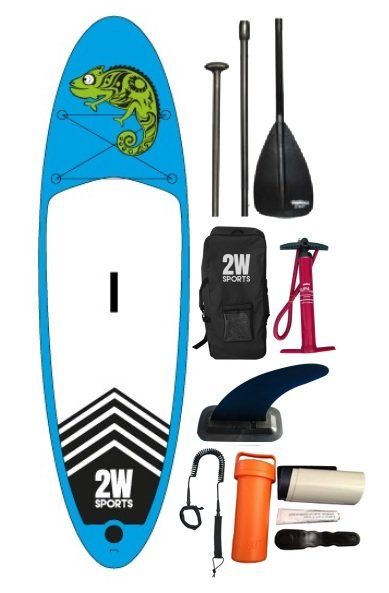 Paddleboard Allround, 2W Sports