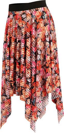 Růžová dámská sukně Litex - velikost S