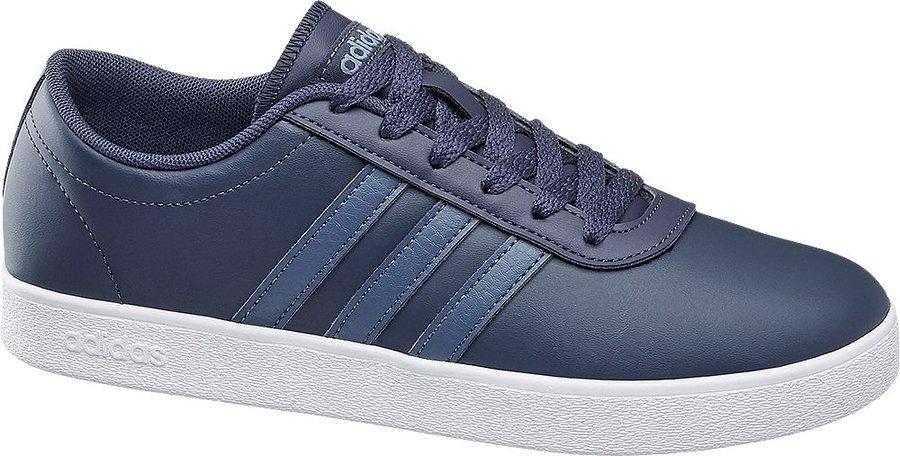 Modré pánské tenisky Adidas - velikost 40 EU