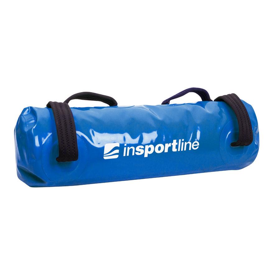 Modrý posilovací vak FitBag Aqua, inSPORTline - 36 kg