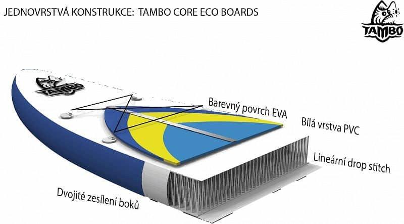 Nafukovací paddleboard Tambo
