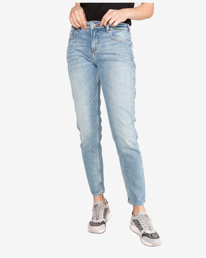 Modré dámské džíny Scotch & Soda - velikost 27