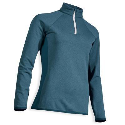 Modrý dámský golfový svetr Inesis - velikost L