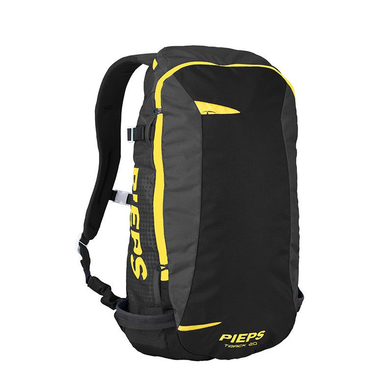 Černý skialpový batoh Pieps - objem 20 l