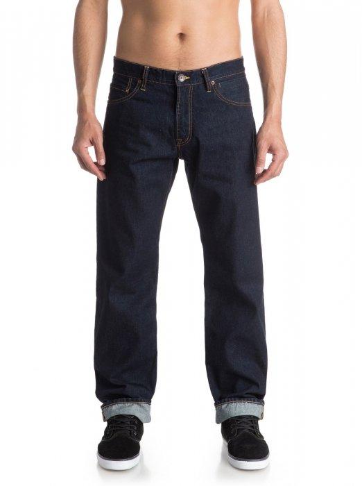 Modré pánské džíny Quiksilver - velikost 32