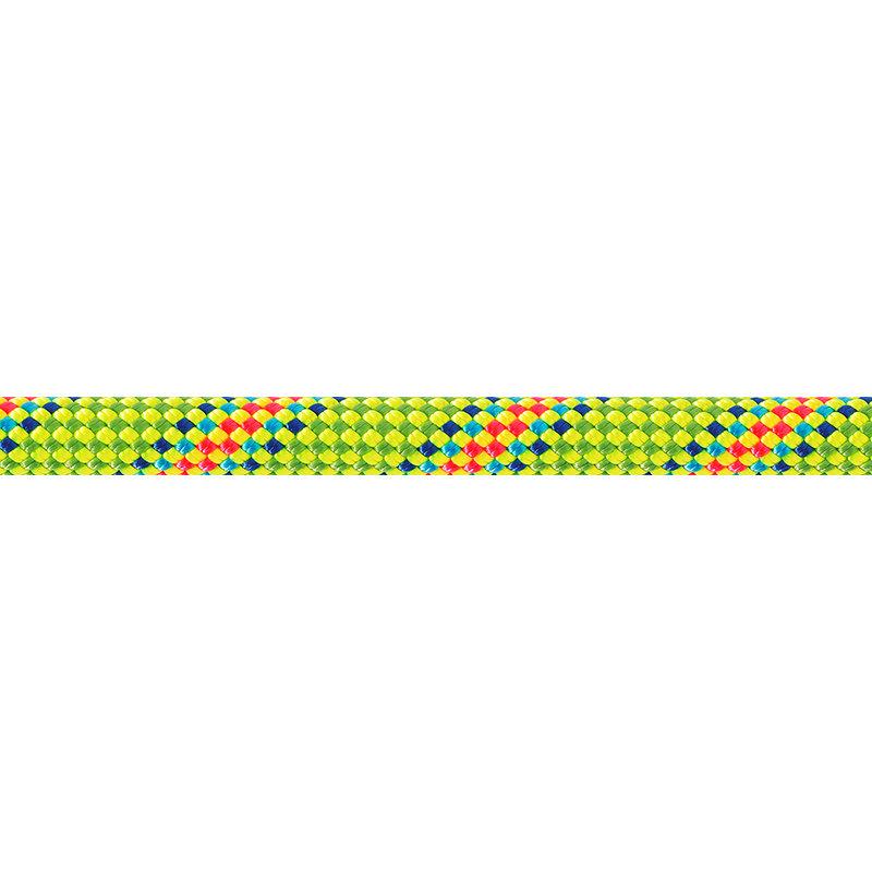Zelené horolezecké lano Beal - průměr 10 mm