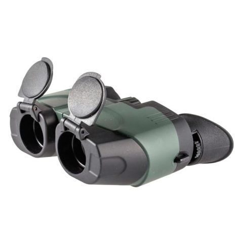 Zelený dalekohled YUKON