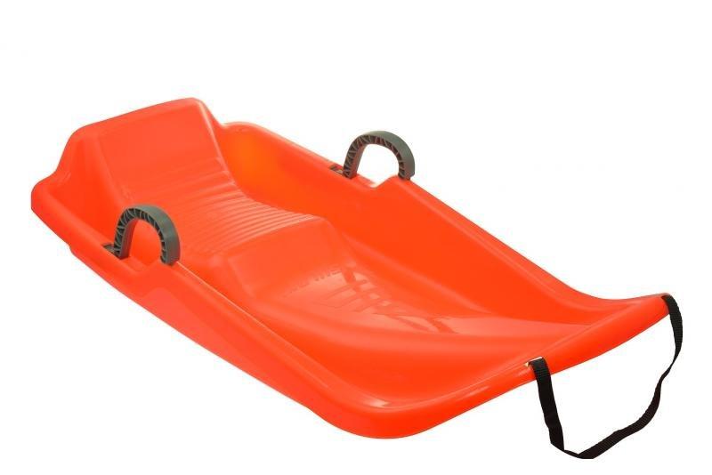 Boby - Bob plastový SULOV-OLYMPIC, oranžový