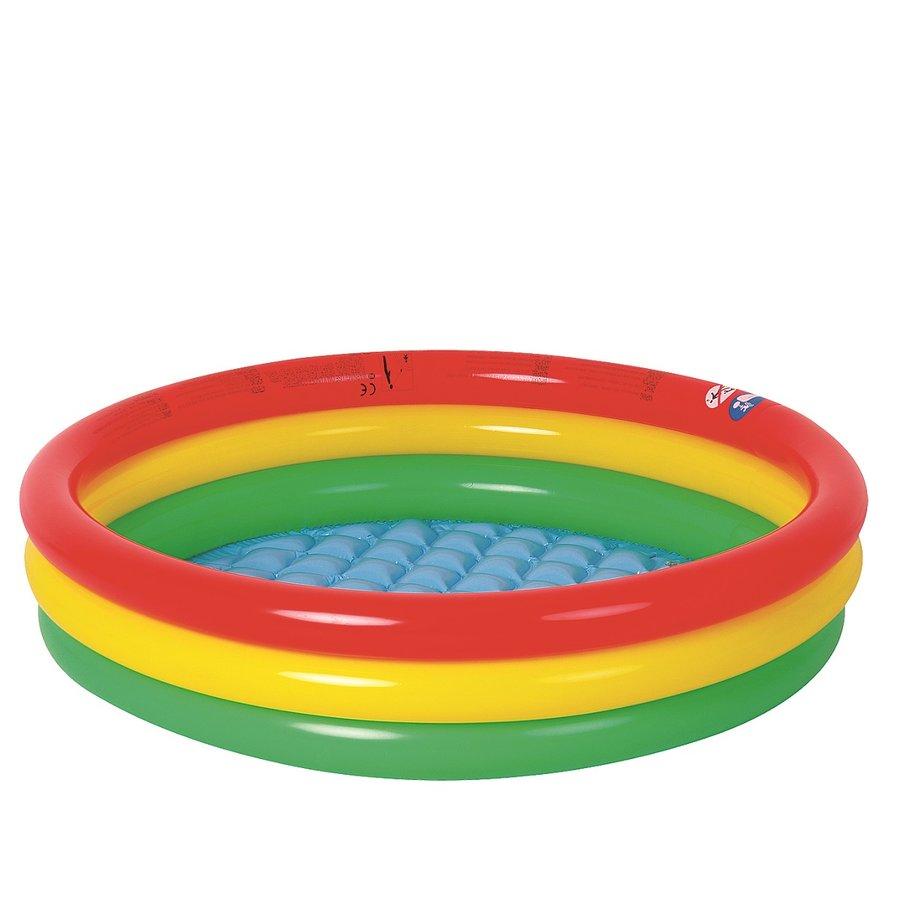 Nadzemní nafukovací dětský kruhový bazén Master Pool - průměr 100 cm a výška 22 cm