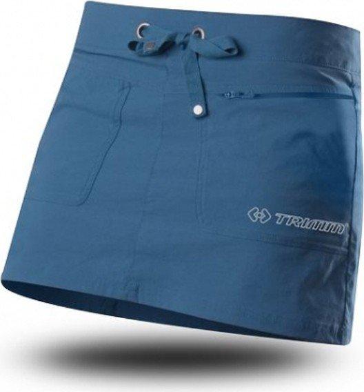 Modrá dámská sukně Trimm - velikost XS