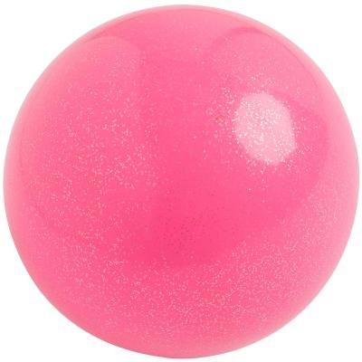 Růžový gymnastický míč Domyos - průměr 16,5 cm